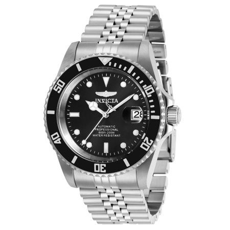 Invicta Men's Pro Diver 29178 Black Stainless-Steel Automatic Diving