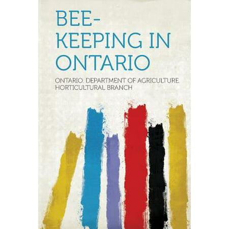 Bee-Keeping in Ontario ()