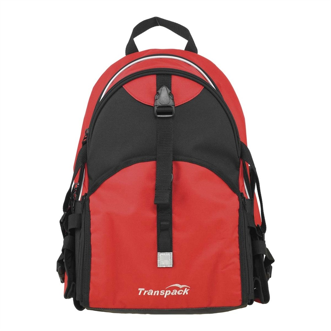 Transpack Sidekick Lite Ski Bag- Red by Transpack