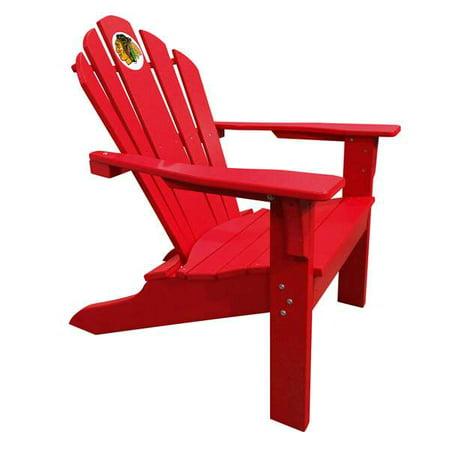 CHICAGO BLACKHAWKS Red Big Daddy Adirondack Chair ()
