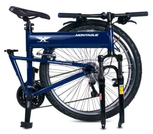 "Montague Paratrooper Express 16"" Folding Bike"