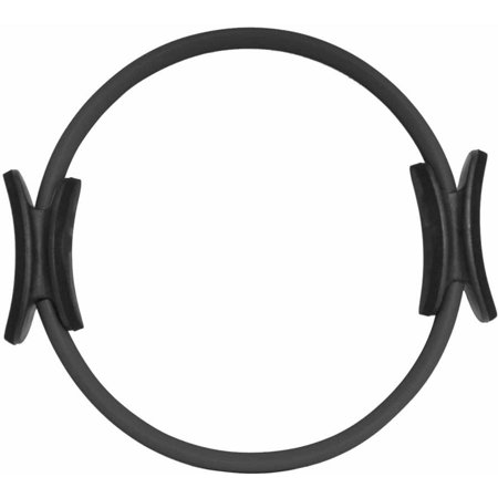 ProSource Pilates Resistance Ring 14-in Dual Grip Handles for Toning and Fitness