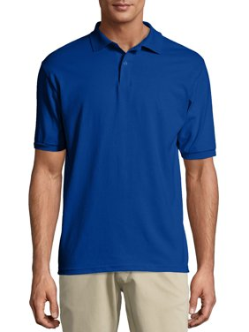 2673cb2a Product Image Men's EcoSmart Short Sleeve Jersey Golf Shirt