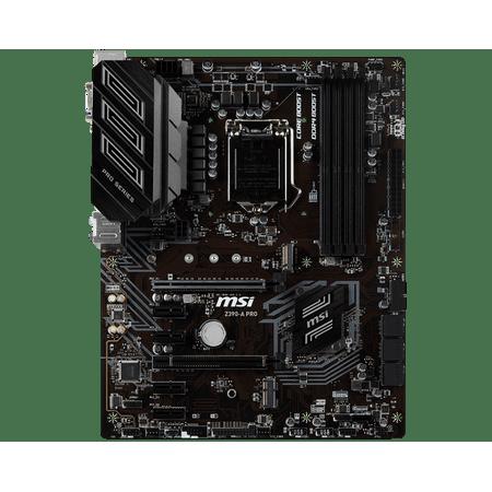 MSI Z390-A PRO Pro LGA 1151 Motherboard