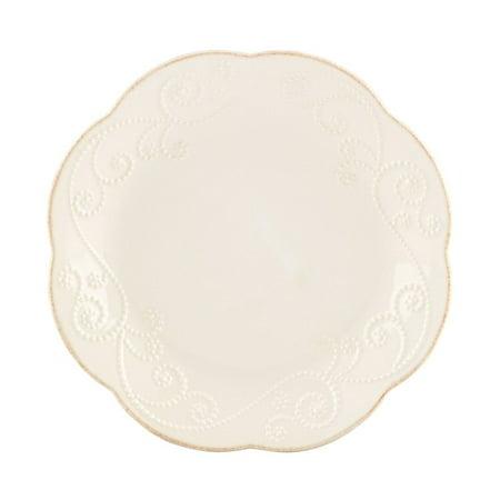 Lenox French Perle White Dessert Plates - Set of 4 ()