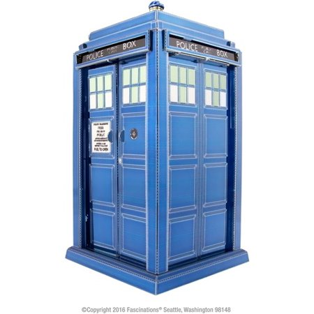 Doctor Who TARDIS COLOR