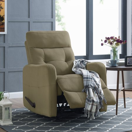 Admirable Clay Alder Home Klingle Sage Green Velour Rocker Recliner Chair Gmtry Best Dining Table And Chair Ideas Images Gmtryco