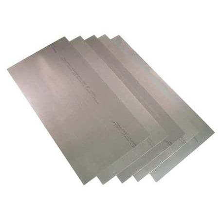 PRECISION BRAND Shim Stock Assortment,Steel,12 PC 16680