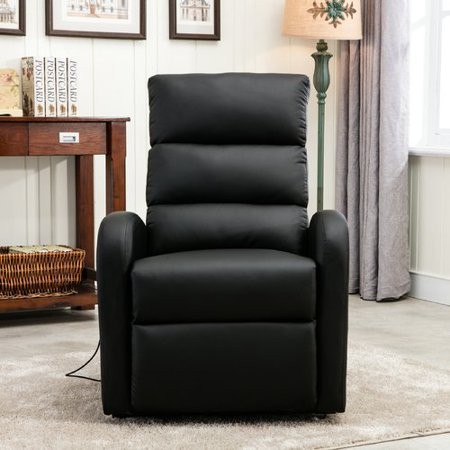 Classic Plush Power Lift Recliner Living Room Chair