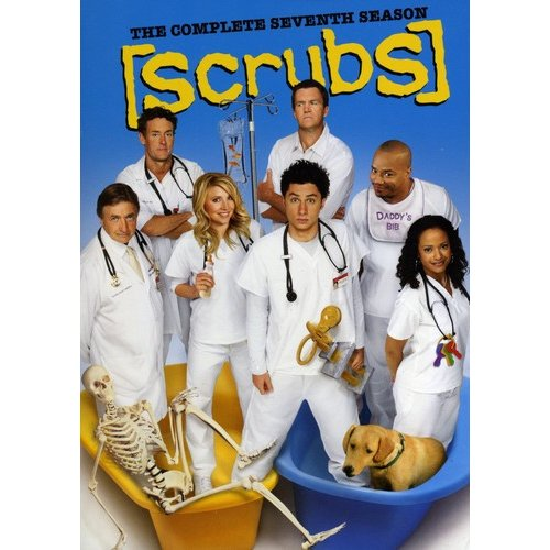 Scrubs: The Complete Seventh Season (Full Frame)