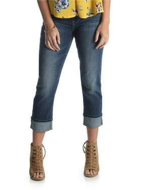 Lee Riders Women's Modern Cuffed Straight Jean