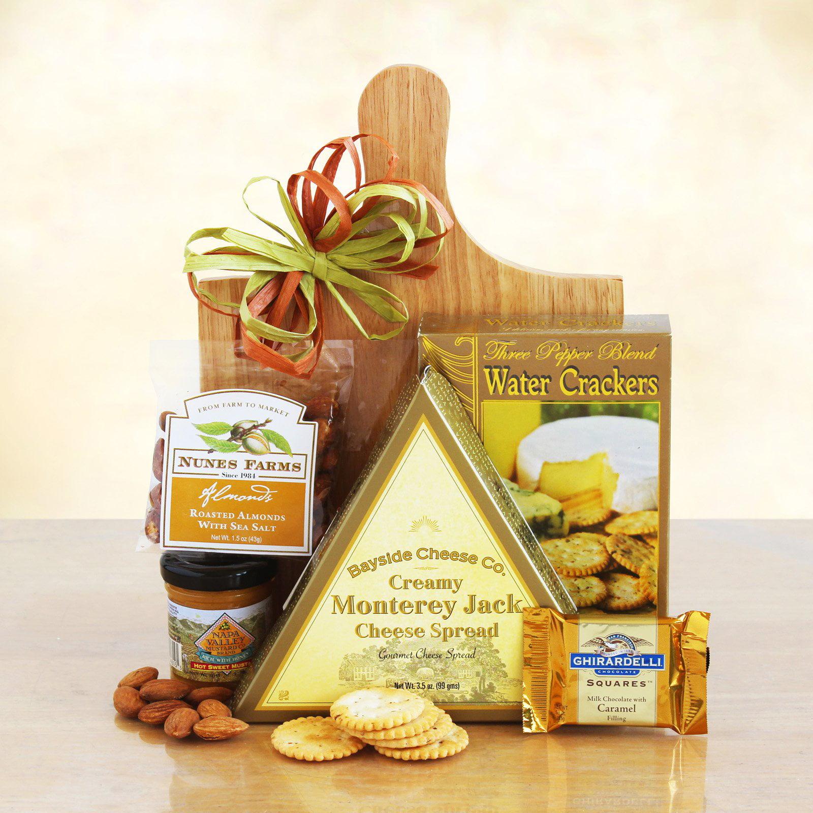 Cheeseboard Appetizer Gift Basket