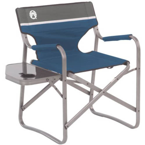 Coleman Steel Deck Chair