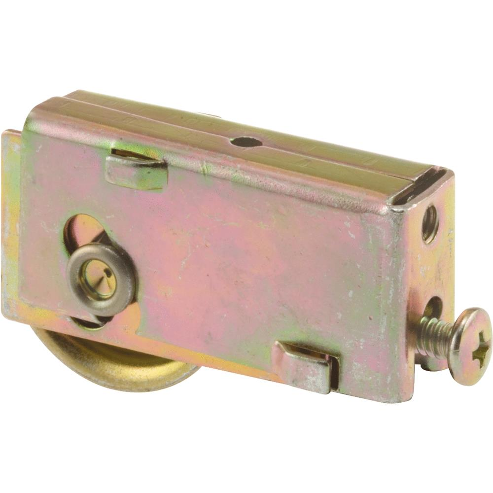 Prime-Line Roller Assembly 2-1/8 in. 1 in. x 9/16 in. x 2-1/8 in. 1-1/4 in. Adjustable Steel F