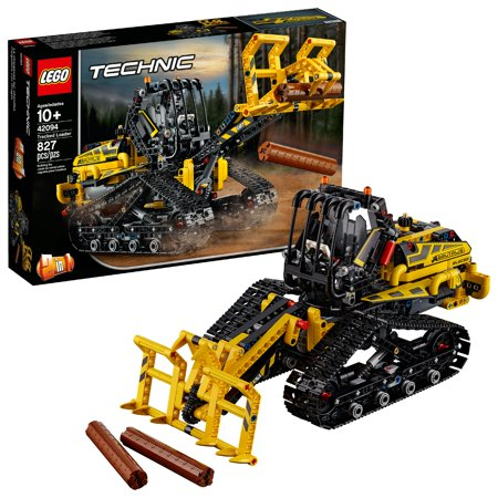 LEGO Technic Tracked Loader (Lego Technic Motor Box)