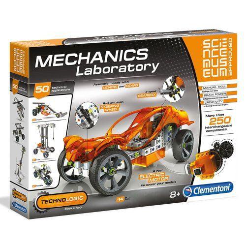 Mechanics Laboratory Science Kit by Clementoni (61318) by Clementoni