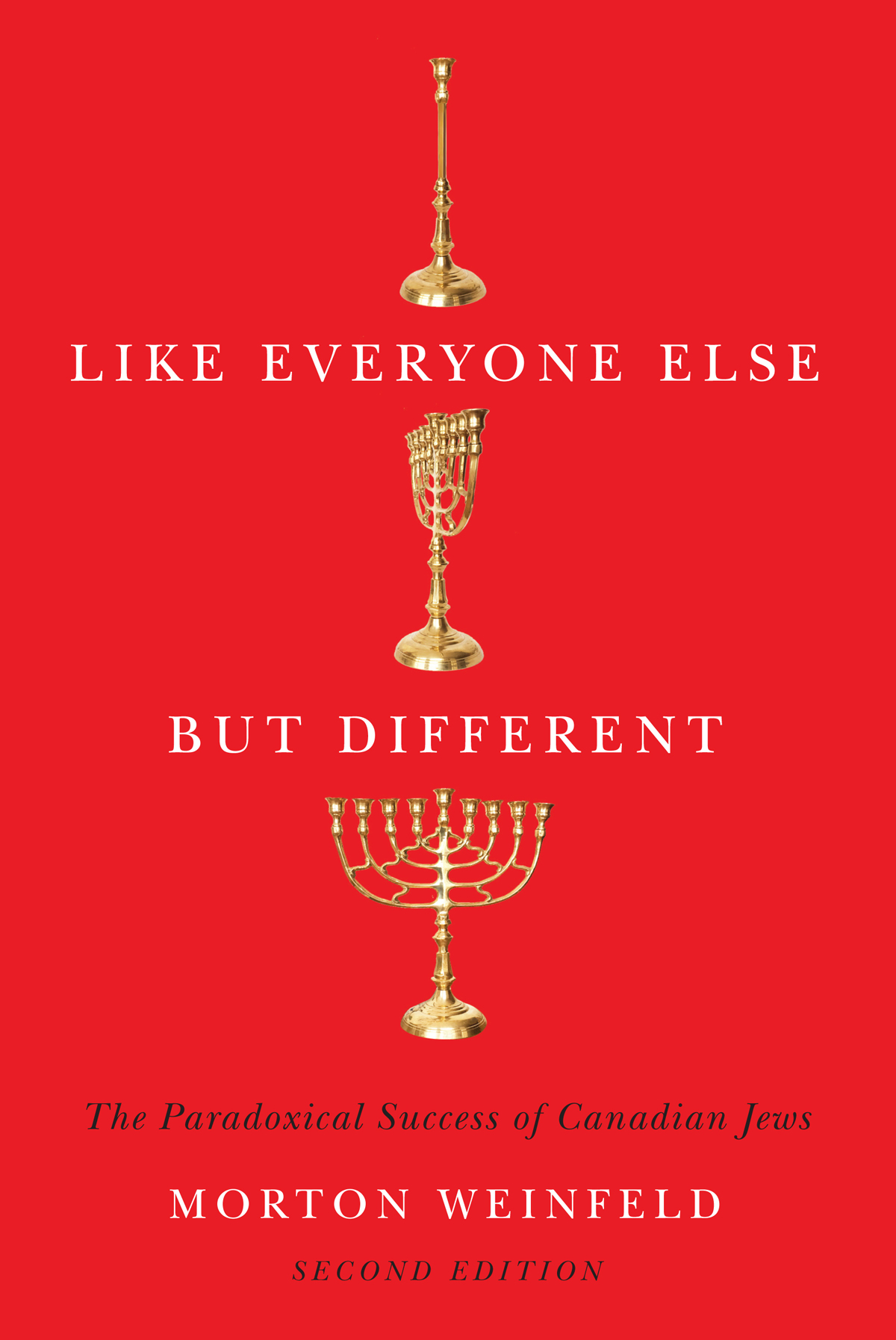 Like Everyone Else but Different, Second Edition : The Paradoxical ...