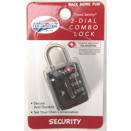 how to change american tourister lock
