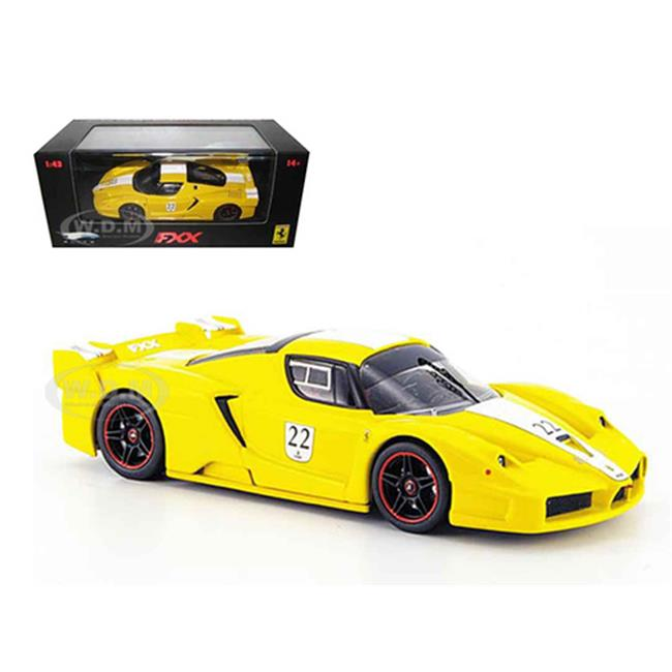 Ferrari FXX Highly Detailed 1:43 Scale Diecast Model