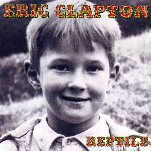 Eric Clapton Reptile [CD] by