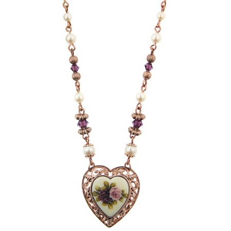 Manor House Victorian Heart (Victorian Jewellery)