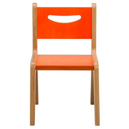 Whitney Plus Solid Wood Classroom Chair