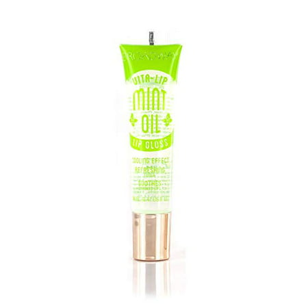 Broadway Vita-Lip Clear Lip Gloss 0.47oz/14ml (BCLG0101- Mint Oil)