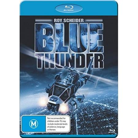 Blue Thunder (Blu-ray) - Halloween Malcolm Mcdowell