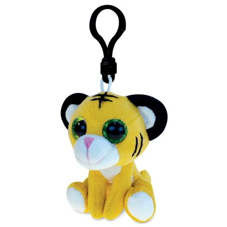 Tiger Keychain (Big Eye Keychain Tiger)