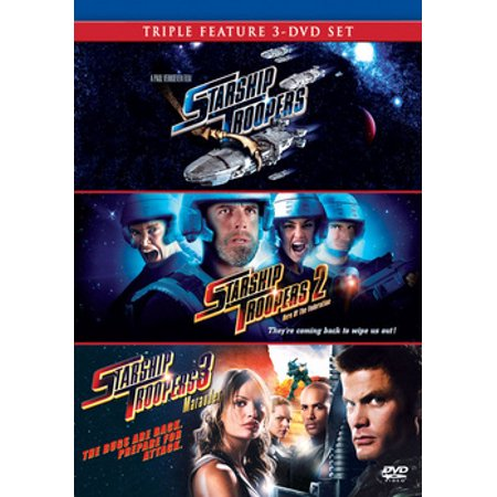Starship Troopers 1-3 (DVD) (Meyer Bells Of Is)