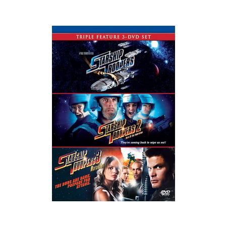 (Starship Troopers 1-3 (DVD))