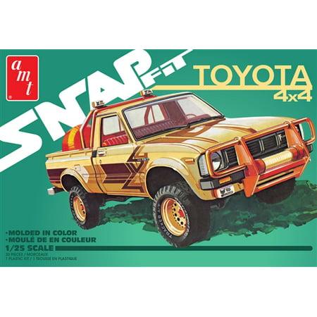 Round 2, LLC 1 25 1980 Toyota Hilux SR5 Pickup 2T Snap, -