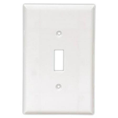 2034V-Box 1G Switch Plateivory, Cooper Wiring Devices, EACH, EA, Non-flammable t Cooper Wiring Devices Electric Switch