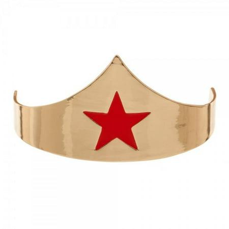 Wonder Woman Star Cosplay Crown - Wonder Womans Crown