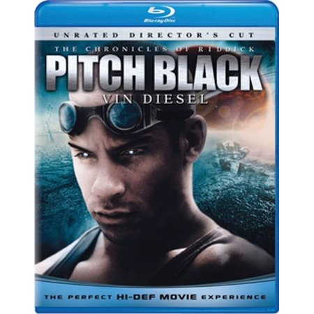 Pitch Black (Blu-ray) - Pitch Block