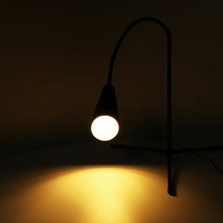 DC5V 900LM Adjustable LED Floor Lamp Light Standing Reading Home Office Dimmable - image 8 de 16