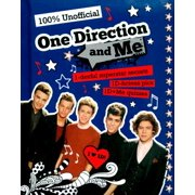One Direction And Me Book,  1D by Parragon Books
