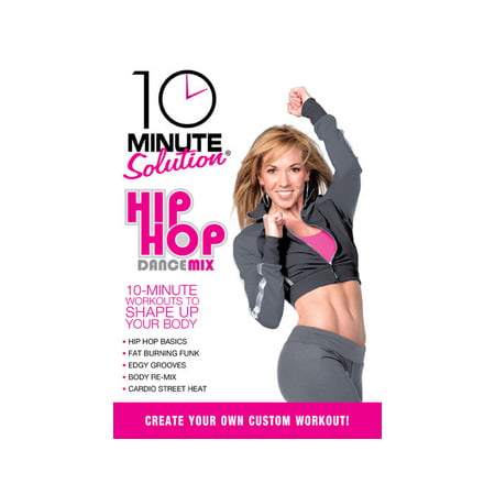 10 Minute Solution: Hip Hop Dance Mix (DVD) (Best Dance Moves Ever Hip Hop)