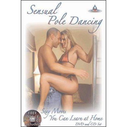 Intimacy Spa: Sensual Pole Dancing (DVD   CD)