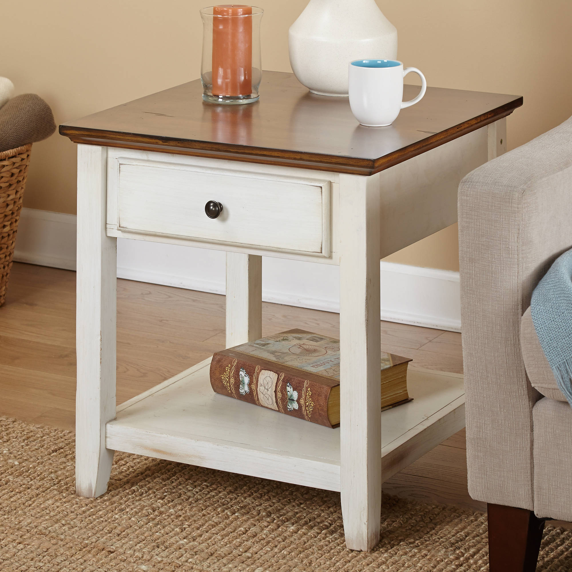 Charleston End Table by Overstock