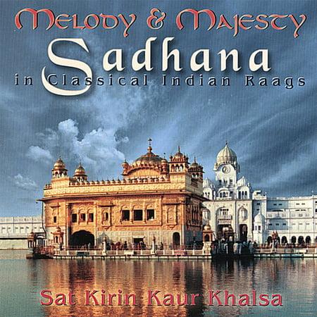 Satkirin Kaur Khalsa   Melody   Majesty  Cd