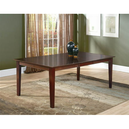 Shaker Dining Table in Solid Hardwood (39 in. W x 39 in. L - Antique -