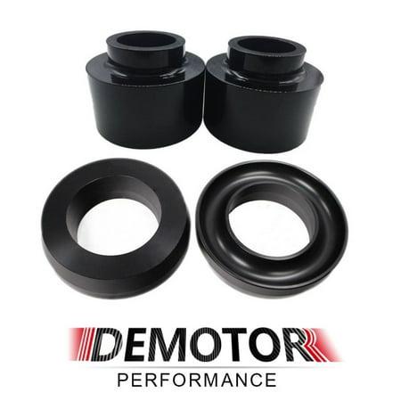 """2.5"""" Front & 1.5"""" Rear Billet Leveling Lift Kit For 2009-2017 Dodge Ram 1500 2WD"""