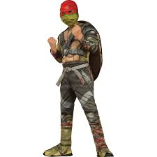 Teenage Mutant Ninja Turtles Boys Super Deluxe Raphael