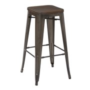 """Indio 30"""" Stool, Various Colors"""