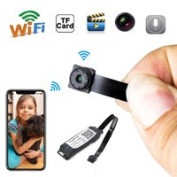 Wireless Nanny Cam IP 1080P WIFI HD Camera Pinhole DIY Mini Micro DVR for Home