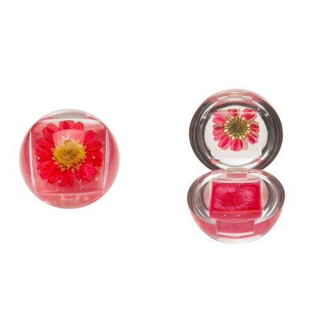 Blossom Duo Lip Gloss - Red