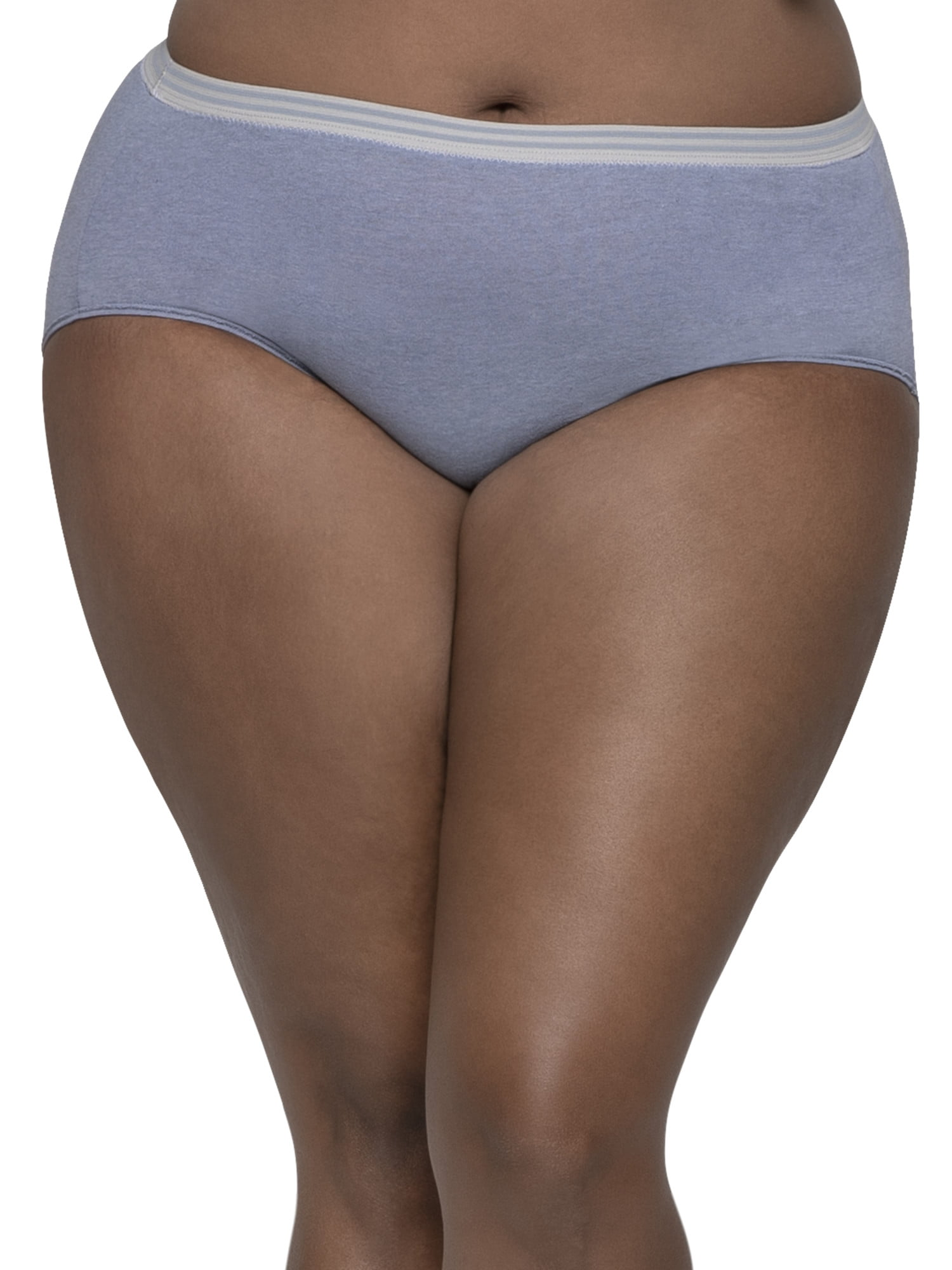 Fruit of the loom Women low rise briefs heather 8 pack assorted colors