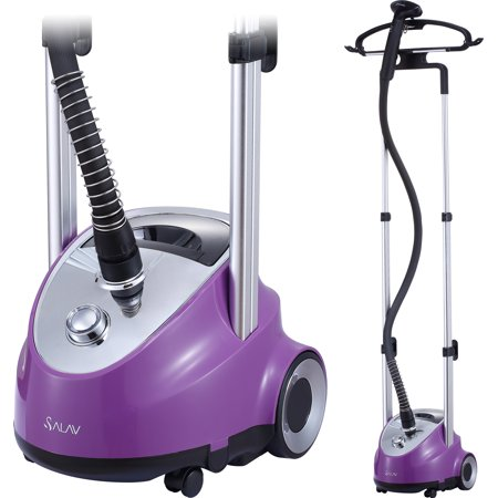 Salav gs42 dj professional series garment steamer purple for Salav garment steamer