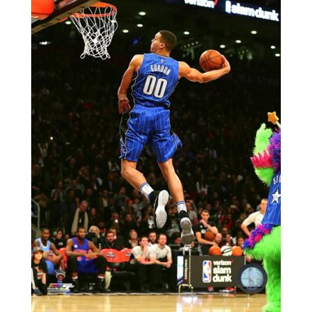 Aaron Gordon Slam Dunk Contest 2016 NBA All-Star Game Photo